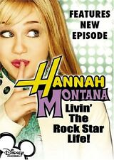 DVD - Family - Comedy - Hannah Montana: Livin' The Rock Star Life - Miley Cyrus