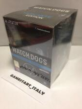 WATCH DOGS VIGILANTE EDITION - PS3 - NUOVO SIGILLATO VERSIONE ITALIANA