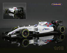Williams-Mercedes FW37 Martini F1 2015 Valtteri Bottas, Minichamps Modell 1:18