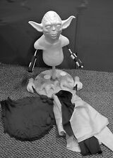 *1:1 'EMPIRE STRIKES BACK' YODA STATUE KIT/ FULL JEDI YODA KIT STAR WARS PROP*