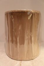 Beautiful Drum/Barrel Silk Lamp Shade For Table Lamps Coffee Brown Color 11""