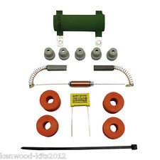 Kenwood Chef A701 A701A A707, 1 Cap Motor Repair Kit With Brushes, Mounts & Feet