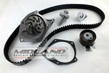 RENAULT KANGOO 1.5 DCI 8v Engine CAMBELT TIMING BELT KIT+WATER PUMP *BRAND NEW*