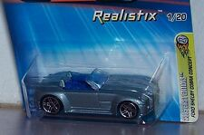 2005 Hot Wheels First Editions FORD SHELBY COBRA CONCEPT Mustang Realistix
