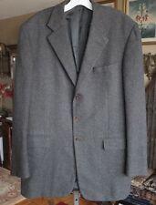 Mens 42XL 100% cashmere Ralph Lauren Purple Label Collection blazer jacket suit
