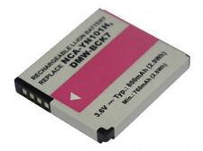 Digital Camera Battery for PANASONIC Lumix DMC-SZ1 DMC-SZ7 DMC-TS20 DMW-FX80