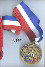 5144 - MEDAILLE COMMISSARIAT AUX SPORTS MILITAIRES
