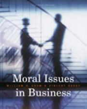 Moral Issues in Business by William H. Shaw and Vincent Barry (2009, Paperback)