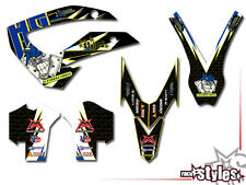Husaberg Joker decoración decalkit FC fe FS FX te 470 501 550 570 600 650 supermotard