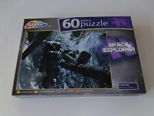 SPACE EXPLORER 60 PIECE JIGSAW PUZZLE BRAND NEW SEALED