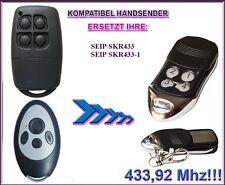 SEIP SKR433 / SEIP SKR433-1 Kompatibel Handsender, Ersatz Sender 433,92Mhz