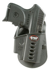 NEW RUGER LCP with CRIMSON TRACE LASER ATTACHED FOBUS PADDLE HOLSTER KT2GCT