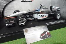 f1 mclaren mercedes mp4 16 3 hakkinen 118 hot wheels 50198 formule