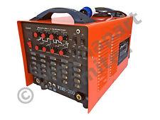 200 Amp Ac Dc Tig Soldador con pulso & completo de forma de onda Soldadura Aluminio PP300 Acdc