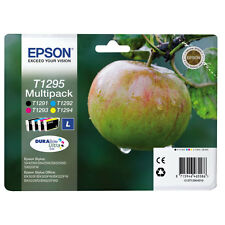 ORIGINALE Epson T1295 ml INCHIOSTRO CARTUCCE WORKFORCE WF-3520DWF wf-3540dtfw