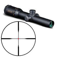lunette de tir battue Konus Konuspro M30 1-4x24 - ret 30/30 IR lumineux - 437284