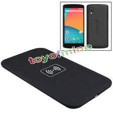 Ultrathin Qi Wireless Charger Quick Charging Pad for Google LG Nexus 4/5 Nexus 7