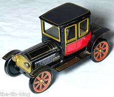 SPLENDID TIN PLATE TOY FRICTION 1920S CAR CIRCA 1960S MADE IN JAPAN