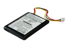 BATTERIA PREMIUM per TomTom 4N01.000, One IQ Routes, F650010252, F709070710, Ride