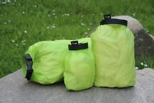 3 bolsillos Pack cordura dry-bags 8/4/1 l impermeable ultraligeros petate Pack saco