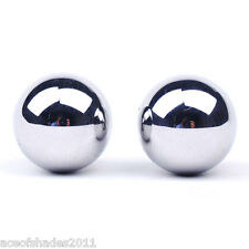 Steel Ben Wa Balls Kegel Excercise Vaginal Tightening Benwa Enhancer Love Ball