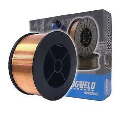 Cigweld Weldskill ALUMINIUM MIG WIRE 0.8mm Spool, 2Kg & 5% Magnesium *Aust Brand