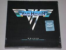 VAN HALEN Deluxe 180g 6 LP Box Set includes 1984 / Van Halen / Tokyo Dome Live