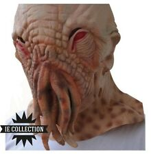 MASCHERA CON TENTACOLI Cthulhu cosplay mask halloween horror costume Octopus