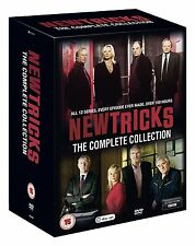 New Tricks Complete Series 1-12 DVD Collection 1 2 3 4 5 6 7 8 9 10 12 New
