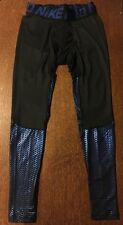 Nike Pro Hypercool Men's Tight Size L Black/Blue NWT