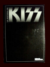 KISS La historia - The Complete History - Rare Book