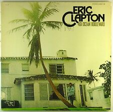 """12"""" LP - Eric Clapton - 461 Ocean Boulevard - #A3168 - washed & cleaned"""