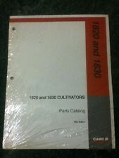 8-8611 - Is A New Parts Catalog For A CaseIH 1820, 1830 Cultivator