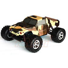 COLT Hammer H1 w/Decal Mask Body 4WD 1:10 RC Cars Monster Truck Stampede #M2342
