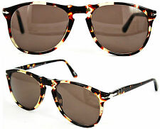 Persol Sonnenbrille / Sunglasses 9649-V 985 Tabacco Virginia 52[]18 / 32a (16)