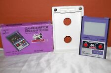Nintendo GAME & WATCH MICKEY MOUSE PANORAMA In Box & Styrofoam 1984 Disney