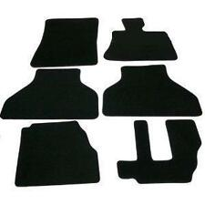 BMW X5 (7 Seater) Tailored Car Mats (2007 onwards) - Black