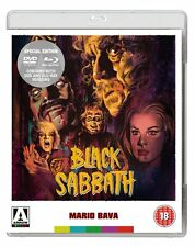 Black Sabbath - [Dual Format Edition - DVD & Blu ray] NEW & SEALED - Mario Bava