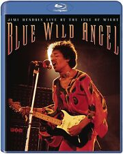 Jimi Hendrix-Blue wild Angel: Jimi Hendrix Live at the Isle of Blu-ray NEUF