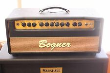 Bogner USA Shiva EL34 Tube Amplifier Guitar Amp Head