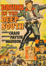 Drums In The Deep South (2015, REGION 1 DVD New)