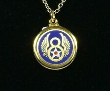 US 8th Air Force Sweetheart Pendant Army Air Corps USAAF - Up to 2 Available
