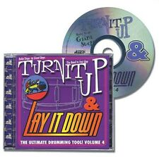 Turn It Up & Lay It Down 4: Baby Steps To Giant (2009, CD NIEUW)