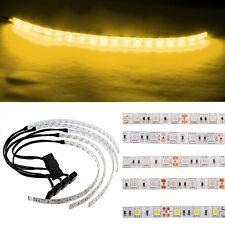 60CM Flexible 18 5050 SMD LED Case Strip Light For PC Computer Lamp Waterproof