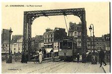 CPA - MANCHE ( 50 ) - CHERBOURG - Le pont tournant (001) Reproduction