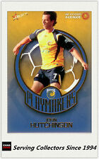 2008-09 Select A League Soccer Playmaker Card PM3:John Hutchinson(Central Coast)