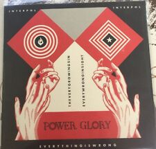 "Interpol Power Glory Everything Is Wrong 7"" Vinyl EP RECORD STORE DAY RSD 2015"