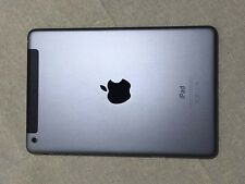 Space Gray iPad Mini 2 2nd Gen 4G Cellular Back Battery Cover Housing A1490