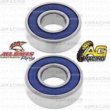 All Balls Front Wheel Bearings Bearing Kit For Suzuki RM 465 1981 81 Motocross