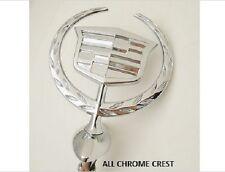Cadillac Escalade  HOOD ORNAMENT Chrome OEM!! Emblem!!